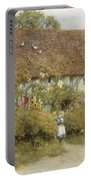Cottage At West Horsley Surrey Portable Battery Charger