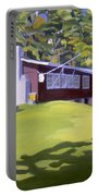 Cottage In Ludow Vermont Portable Battery Charger