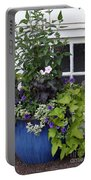 Cottage Window Portable Battery Charger