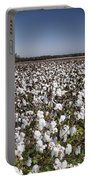 Cotton In Limestone County Portable Battery Charger