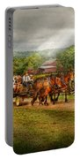 Country - Horse - Life's Pleasures Portable Battery Charger