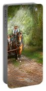 Country - Horse - The Hay Ride  Portable Battery Charger