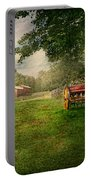 Country - The Crops Almost Ready  Portable Battery Charger