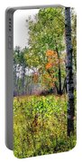 Country Autumn Portable Battery Charger