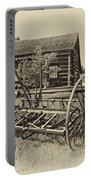 Country Classic Antique Portable Battery Charger