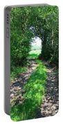 Country Road Portable Battery Charger by Carol Groenen