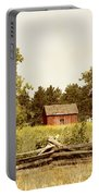 Countryside Portable Battery Charger by Margie Hurwich