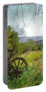 Countryside Wagon Portable Battery Charger