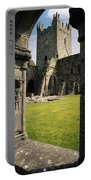 County Kilkenny, Ireland Jerpoint Abbey Portable Battery Charger