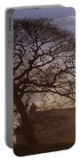 County Tyrone, Ireland Winter Morning Portable Battery Charger