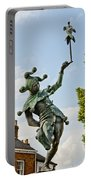 Court Jester Portable Battery Charger