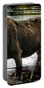 Cow Moose Portable Battery Charger