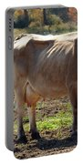 Cow Shadows Portable Battery Charger