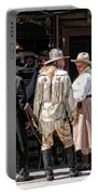 Cowboys Portable Battery Charger
