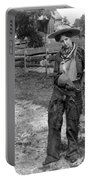 Cowgirl, C1906 Portable Battery Charger