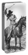 Cowgirl, C1920 Portable Battery Charger