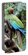 Coy Parrot Portable Battery Charger