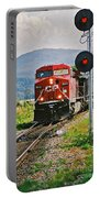 Cp Coal Train And Signal Portable Battery Charger