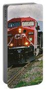 Cp Coal Train Close Up Portable Battery Charger