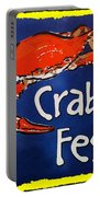 Crab Fest Portable Battery Charger