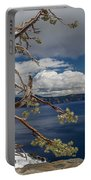Crater Lake Pine Portable Battery Charger