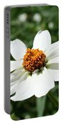 Creeping Zinnia Portable Battery Charger