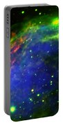 Crescent Nebula Portable Battery Charger