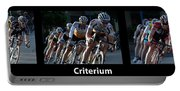 Criterium With Caption Portable Battery Charger