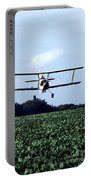 Crop Dusting Portable Battery Charger