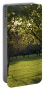 Cross In The Trees Portable Battery Charger