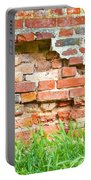 Crumbling Wall Portable Battery Charger