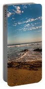Crystal Cove At Sunset 2 Portable Battery Charger