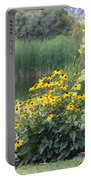 Crystal Lake State Park In Barton Vermont Portable Battery Charger