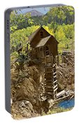 Crystal Mill 1 Portable Battery Charger