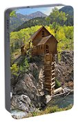 Crystal Mill 4 Portable Battery Charger