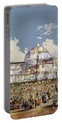 Crystal Palace New York Portable Battery Charger