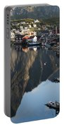 Crystal Waters At Reine Village Portable Battery Charger
