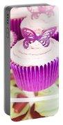Cup Cakes Portable Battery Charger
