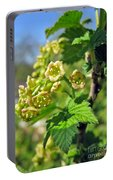 Currant In Bloom Portable Battery Charger