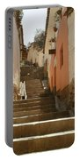 Cusco Peru Street Scenes Portable Battery Charger