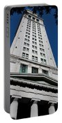 Custom House Boston Portable Battery Charger
