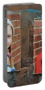 Custom Photo Portrait Group Portable Battery Charger