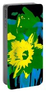 Daffodils 8 Portable Battery Charger