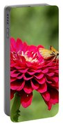 Dahlia's Moth Portable Battery Charger