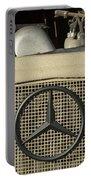 Daimler-benz A-g Hood Emblem Portable Battery Charger