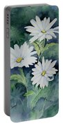 Daisies II Portable Battery Charger