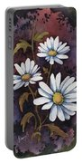 Daisies IIi Portable Battery Charger