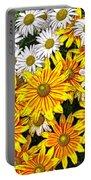 Daisy Garden Portable Battery Charger