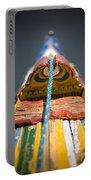 Dal Lake, Srinagar, Kashmir, India Portable Battery Charger