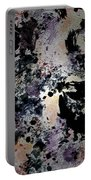 Damask Tapestry Portable Battery Charger